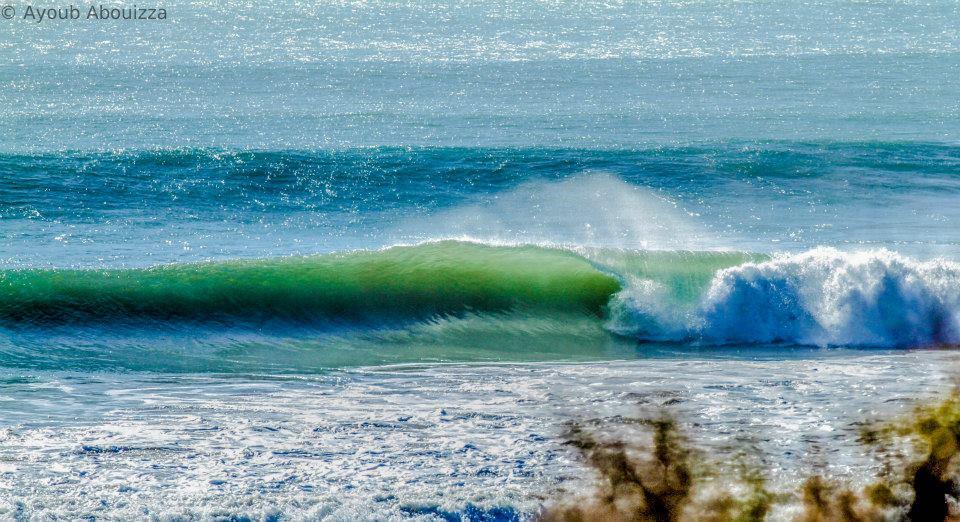 Spots surf Agadir