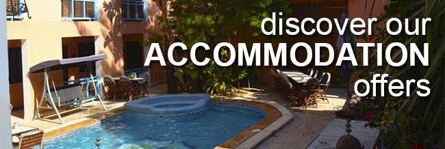 Accommodation CROCRO Surf Maroc