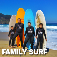 Family Surf Morocco